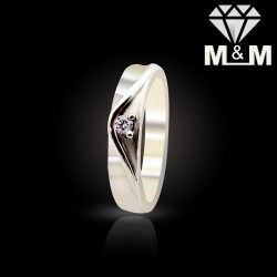 Popular Platinum Diamond Ring