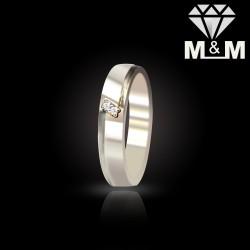 Glorious Platinum Diamond Ring