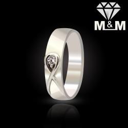 Peerless Platinum Diamond Ring