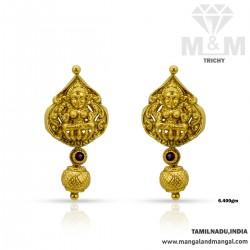 Splendid Gold Women Antique...