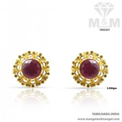 Memorable Gold Women Stone...