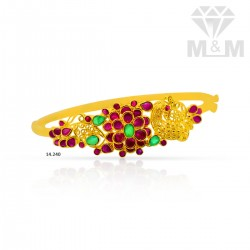 Splendid Gold Fancy Bracelet