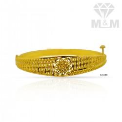 Superb Gold Fancy Bracelet