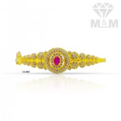 Vivid Gold Fancy Bracelet