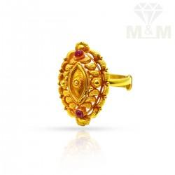 Temptable Gold Fancy Ring