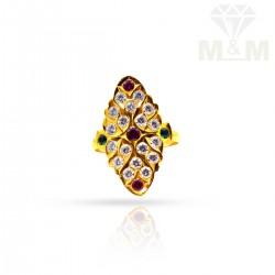 Vivacious Gold Fancy Stone...