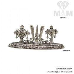Divine Silver Antique Sangu...
