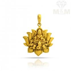 Enchanting Gold Lakshmi...