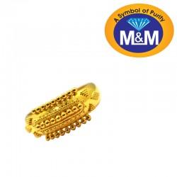 Consummate Gold Fancy Ring
