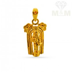Phenomenal Gold Fancy Pendant