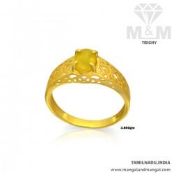 Classical Gold Women Yellow...