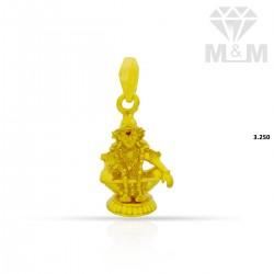 Tremendous Gold Ayyappa...