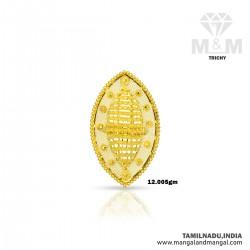 Hallowed Gold Women Fancy Ring