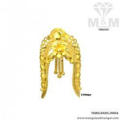 Charming Gold Women Fancy...