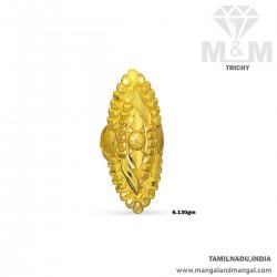 Pleasant Gold Women Fancy Ring