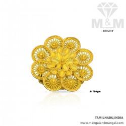 Exquisite Gold Women...
