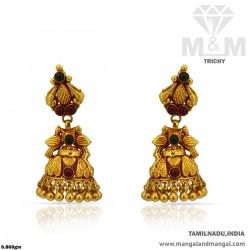 Elegant Gold Women Antique...