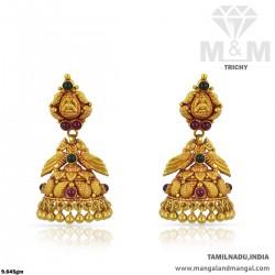 Inspired Gold Women Antique...