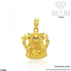 Handsome Gold Lord Ganesha...