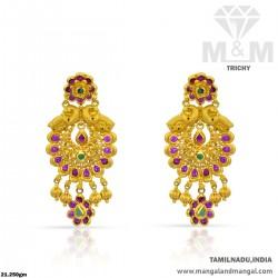 Luxurious Gold Women...