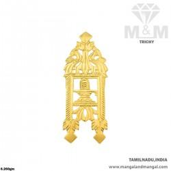 Exquisite Gold Mangalyam