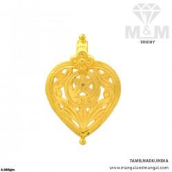 Fascinating Gold Mangalyam