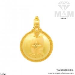 Graceful Gold Mangalyam