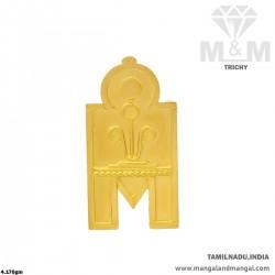 Beguiling Gold Mangalyam