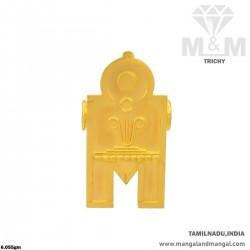 Sparkling Gold Mangalyam