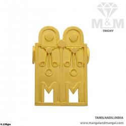 Alluring Gold Mangalyam
