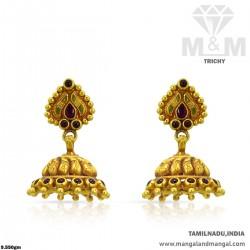 Divine Gold Women Antique...