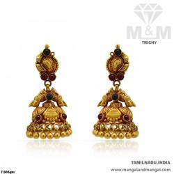 Magical Gold Women Antique...