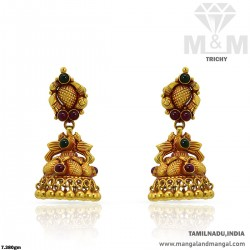 Nifty Gold Women Antique...