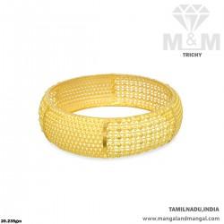 Modern Gold Women Fancy Bangle