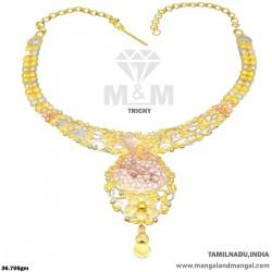 Medieval Gold Women Rhodium...