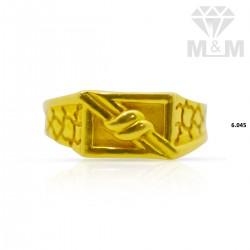 Marvelous Gold Casting Ring