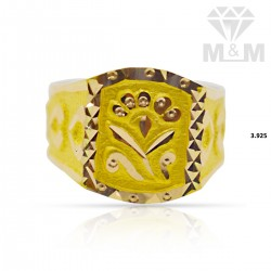Majestic Gold Fancy Ring