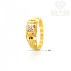 Superb Gold Casting Ring