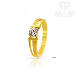 Stylish Gold Casting Ring