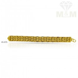 Strange Gold Fancy Bracelet