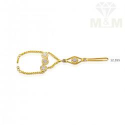 Prettiest Gold Fancy Handset