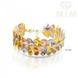 Ravish Gold Fancy Bracelet