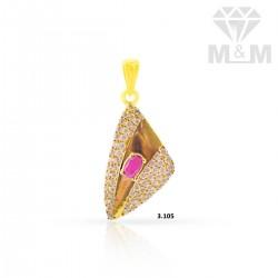 Sweetest Gold Casting Pendant