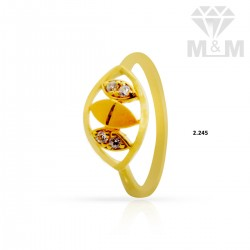 Incredible Gold Casting Ring