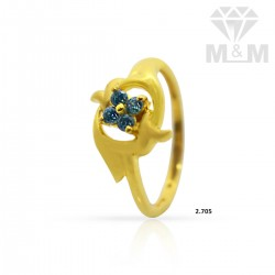 Fame Gold Casting Ring