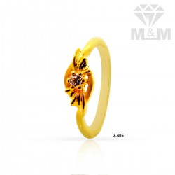 Archetypal Gold Casting Ring