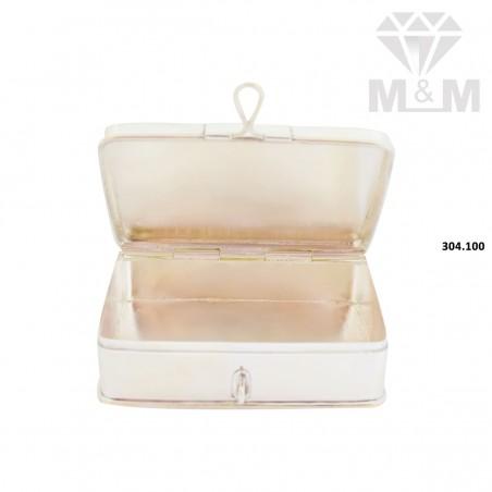 Mesmerizing Silver Fancy Box