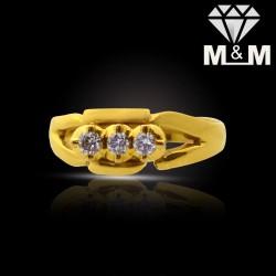 Enthral Gold Diamond Fancy...