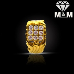 Renowned Gold Diamond Fancy...