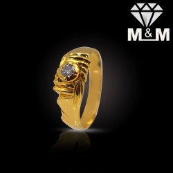 Medieval Gold Diamond Fancy...